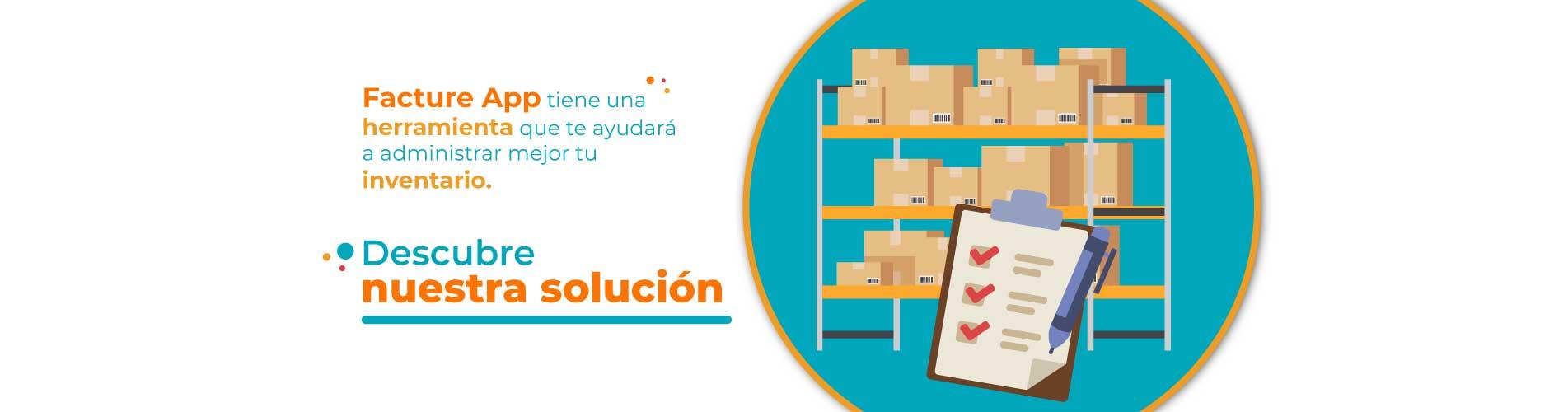 Administración de inventarios Módulo de Inventarios